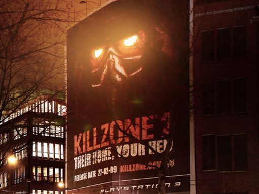 Killzone releaseparty