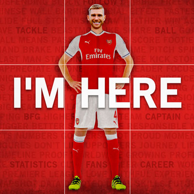 Per Mertesacker Instagram launch
